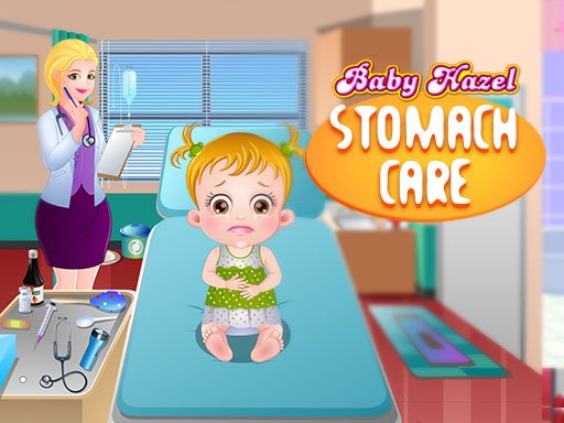 Baby Hazel Stomach Care Online