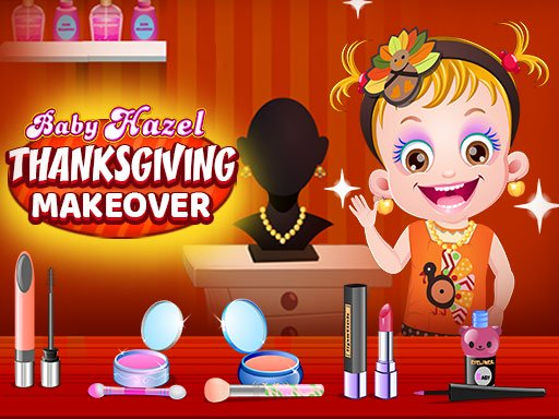 Baby Hazel ThanksGiving Makeover Online