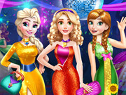 Princesses Prom Ball